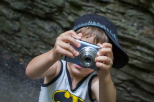 Let your kids be the photographer