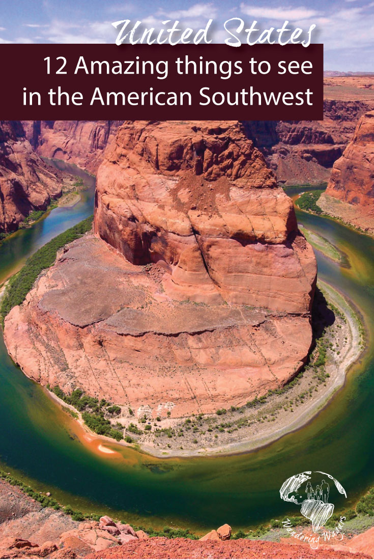 12 amazing things to see in the American Southwest