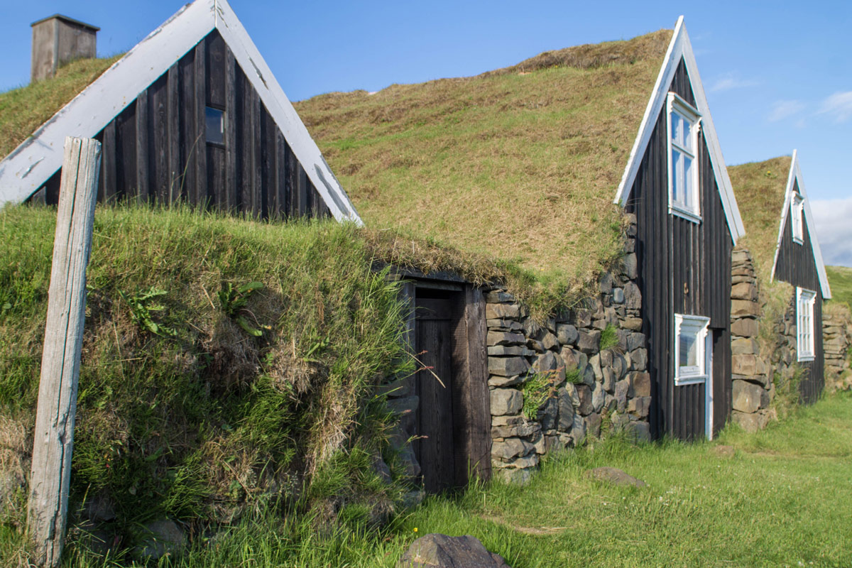 A Viking village recreation - An Epic 14 Day Iceland Itinerary