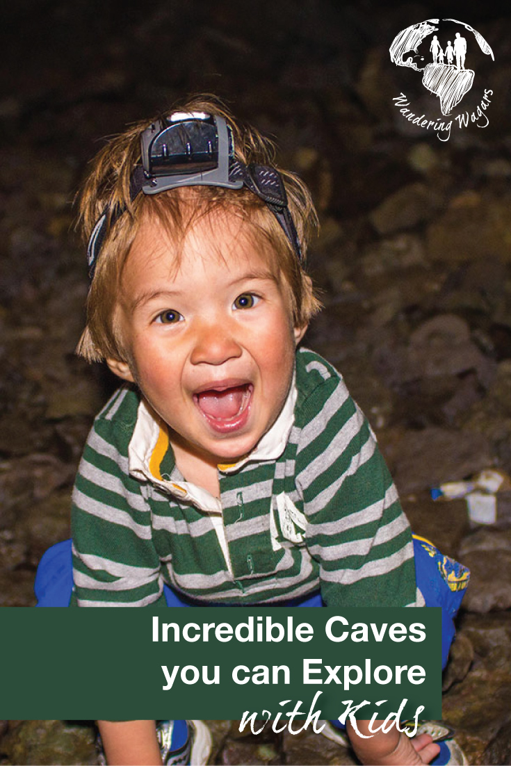 Incredible Caves you can visit with kids - Pinterest
