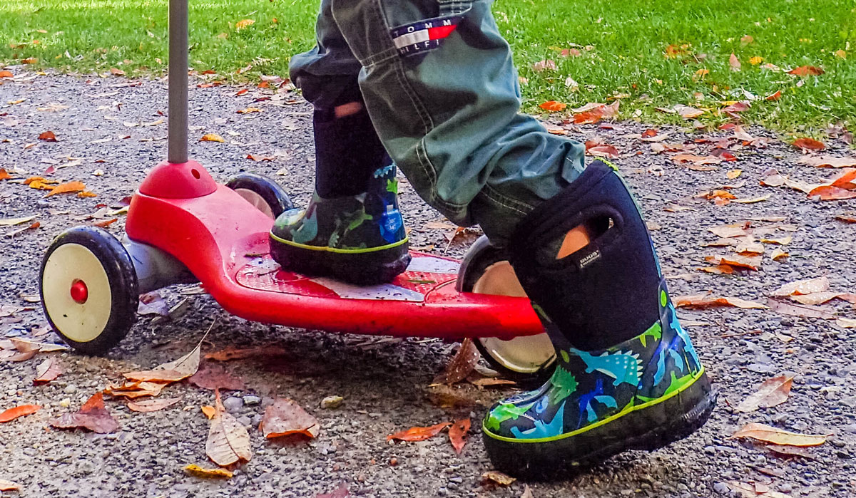 Gear Review: Bogs Kids Winter Snow Boots - Wandering Wagars
