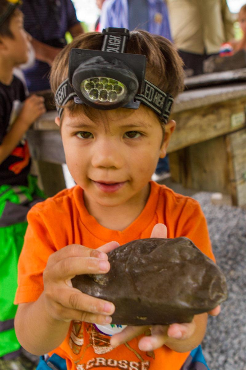 Bonnechere Caves Fossils