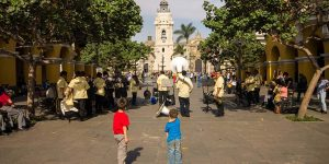 How to spend 24 hours in Lima Peru for Kids Twitter