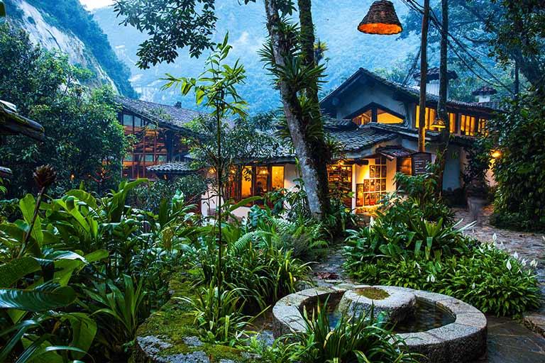 Best hotels for families in Peru Inkaterra Machu Picchu Pueblo