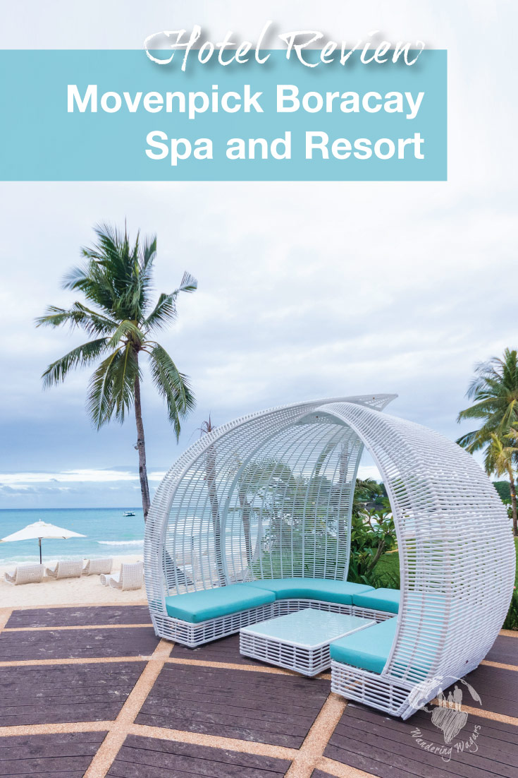 From the beach to the pool and everything in between, discover why the Movenpick Boracay is one of the best Boracay hotels.