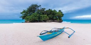 Punta Bunga Beach at the Movenpick Boracay hotel