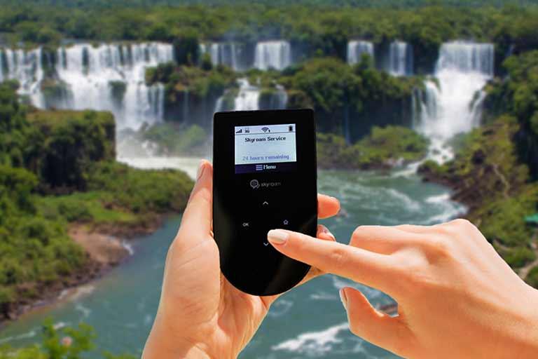The best mobile hotspot for travel