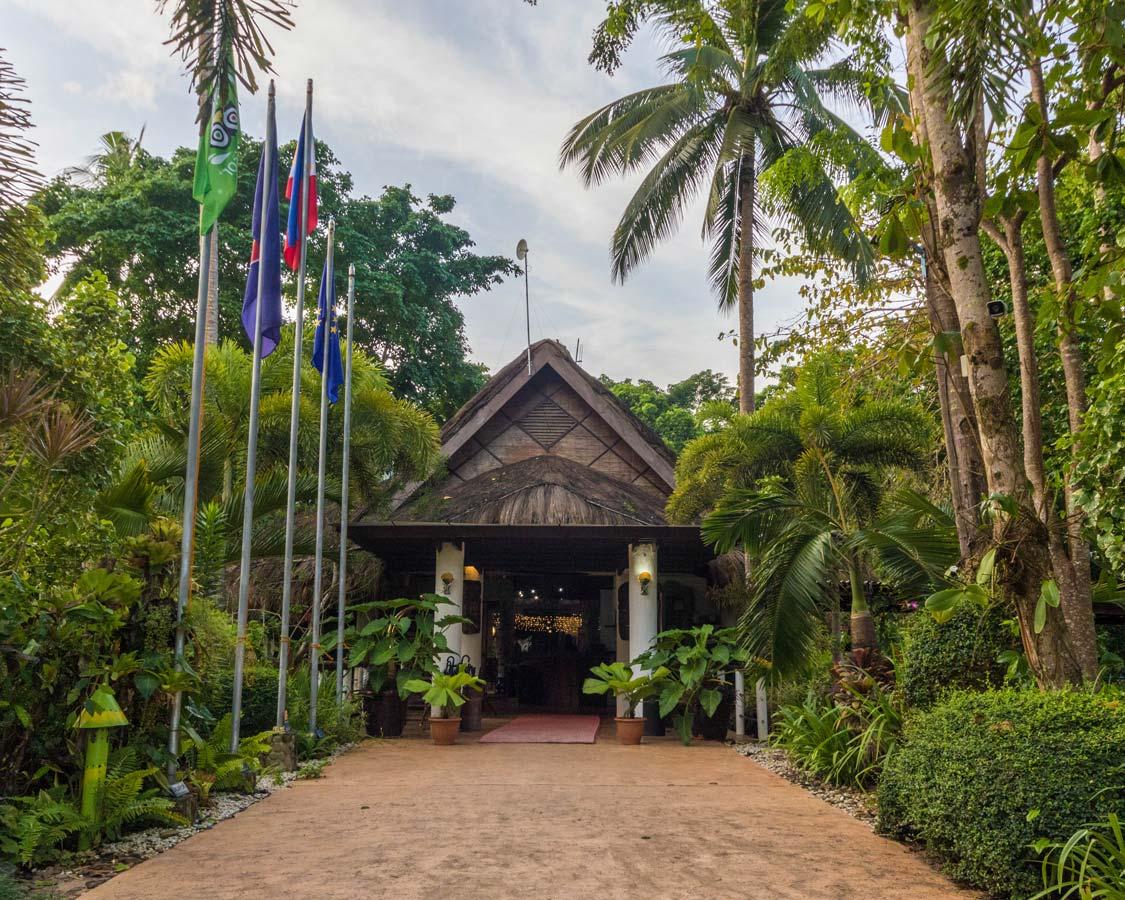 Daluyon resort in Puerto Princesa Palawan