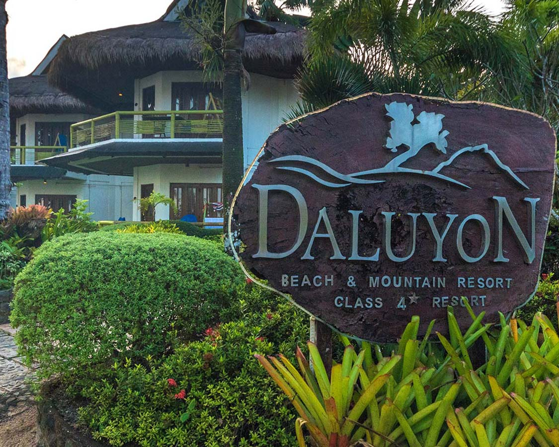 Puerto Princesa Palawan Hotel Review: Daluyon Beach and Spa Mountain Resort