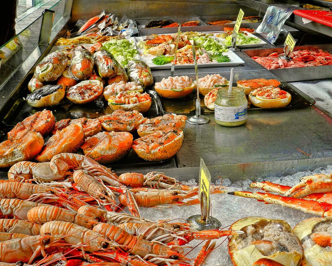 Bergen Seafood Market
