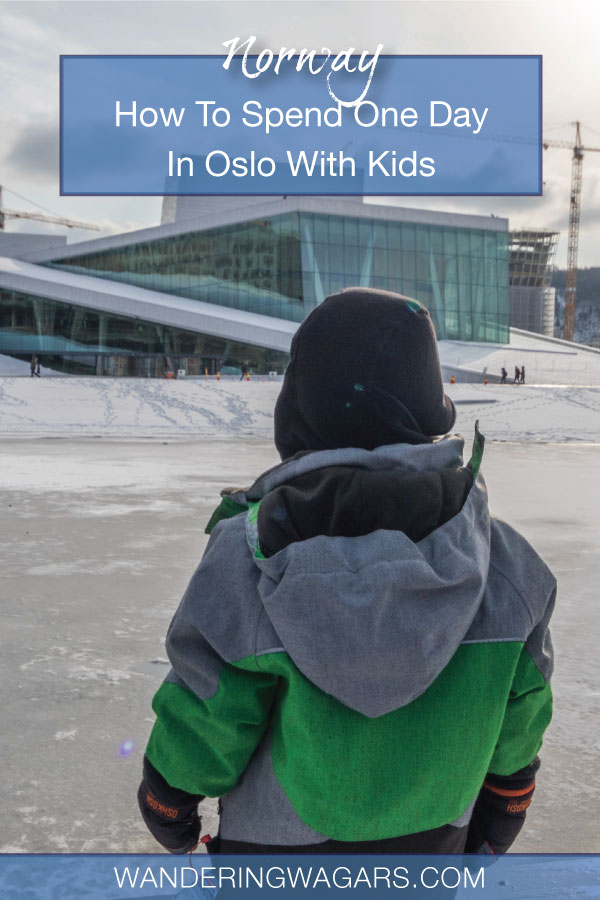 Are you looking to spend One Day In Oslo With Kids? Well we have the perfect list of things to do in Oslo with children to help you plan!