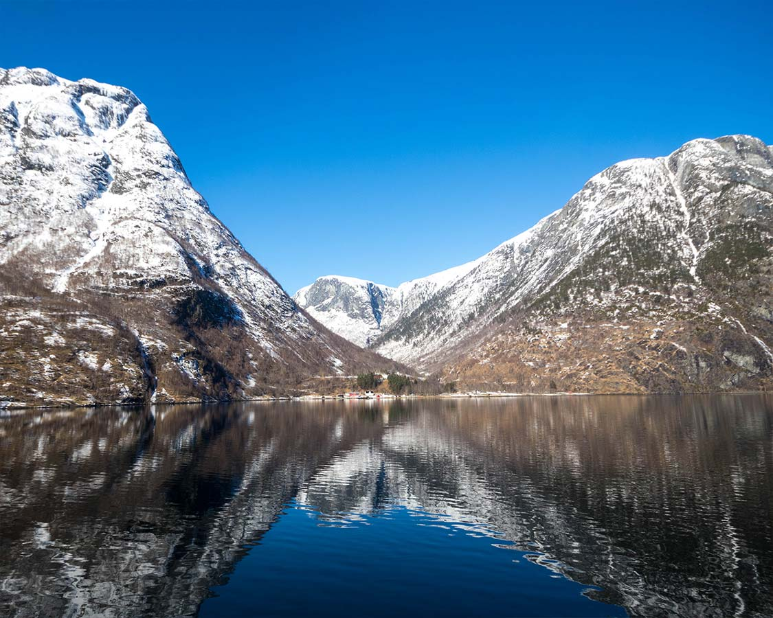 Why you should visit Flam in Winter Norwegian Fjords