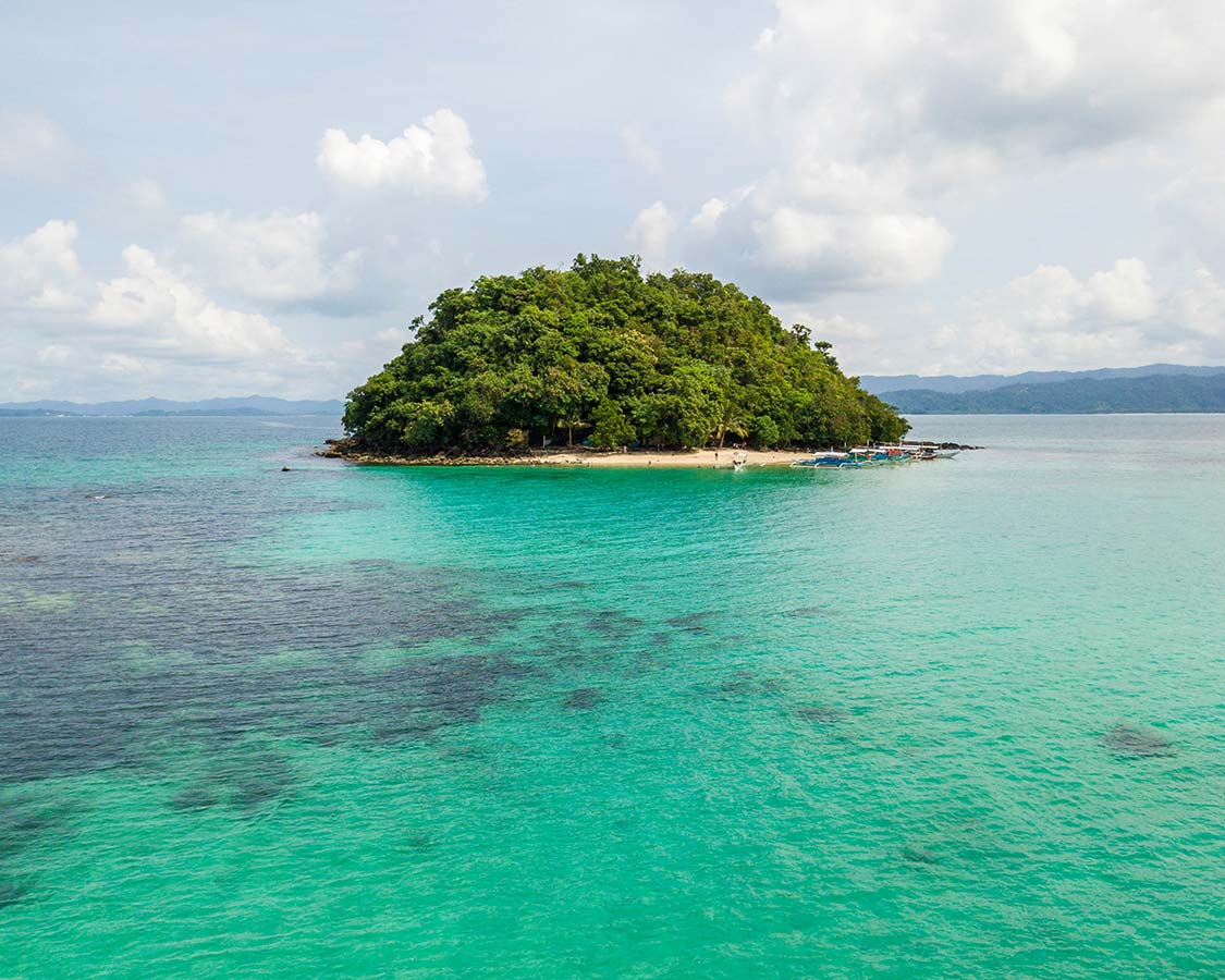 things to do in palawan san vicente island hopping