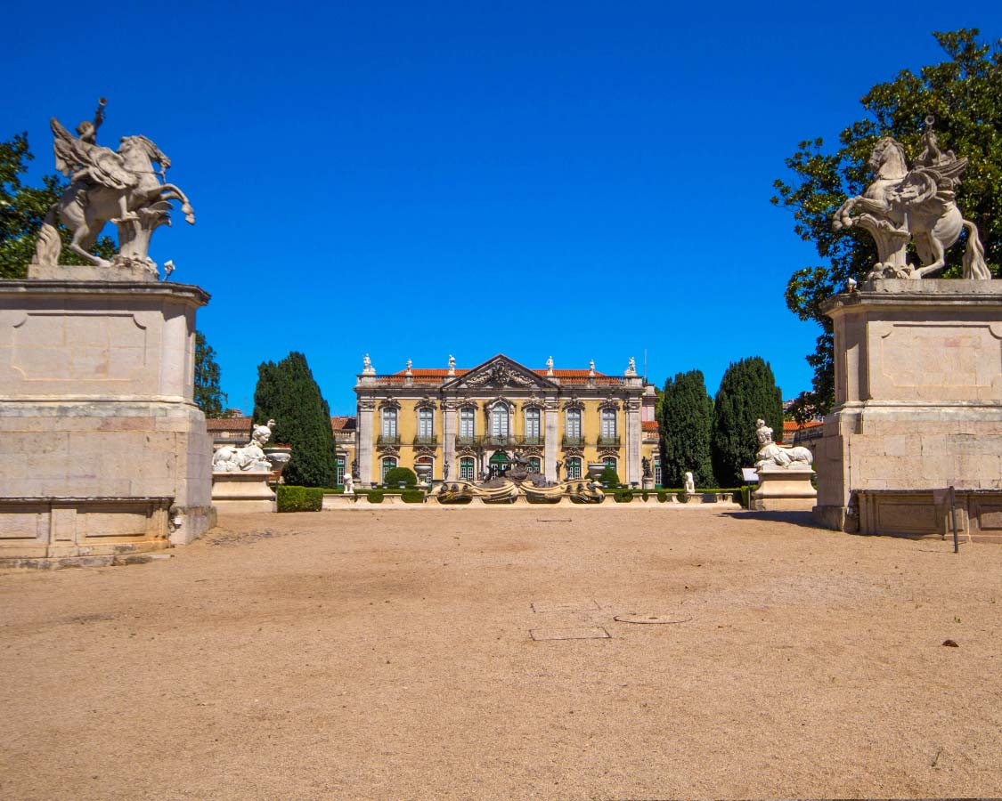 Best Day Trips From Lisbon Portugal Queluz National Palace