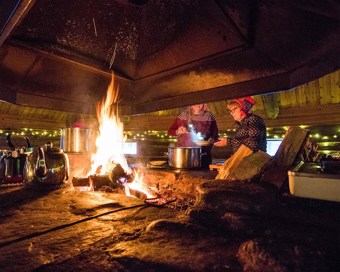 Inari Finland Lappish Food
