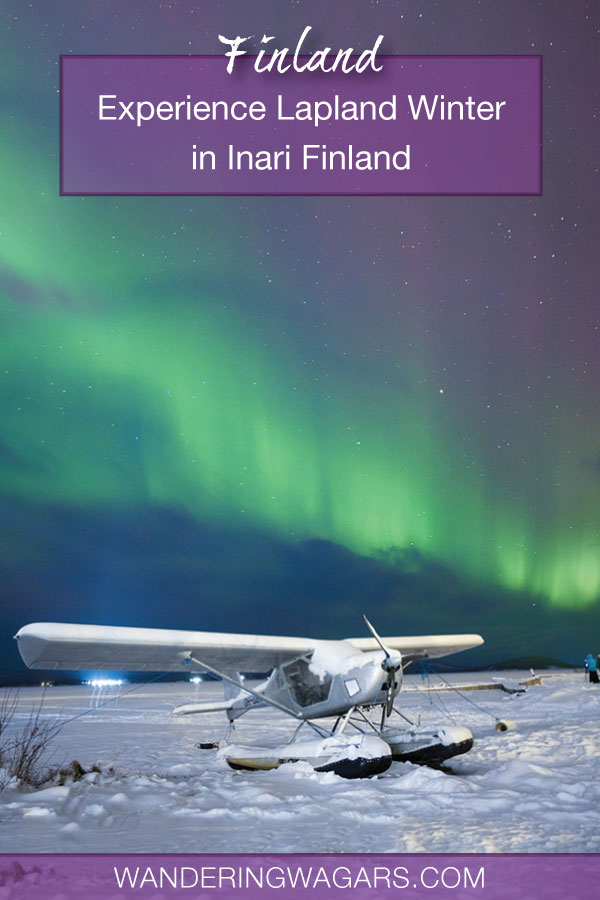 things to do in Inari Finland Lapland Winter