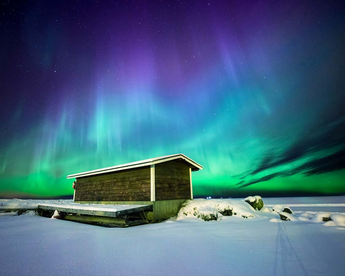 Experience A Genuine Lapland Winter In Inari Finland