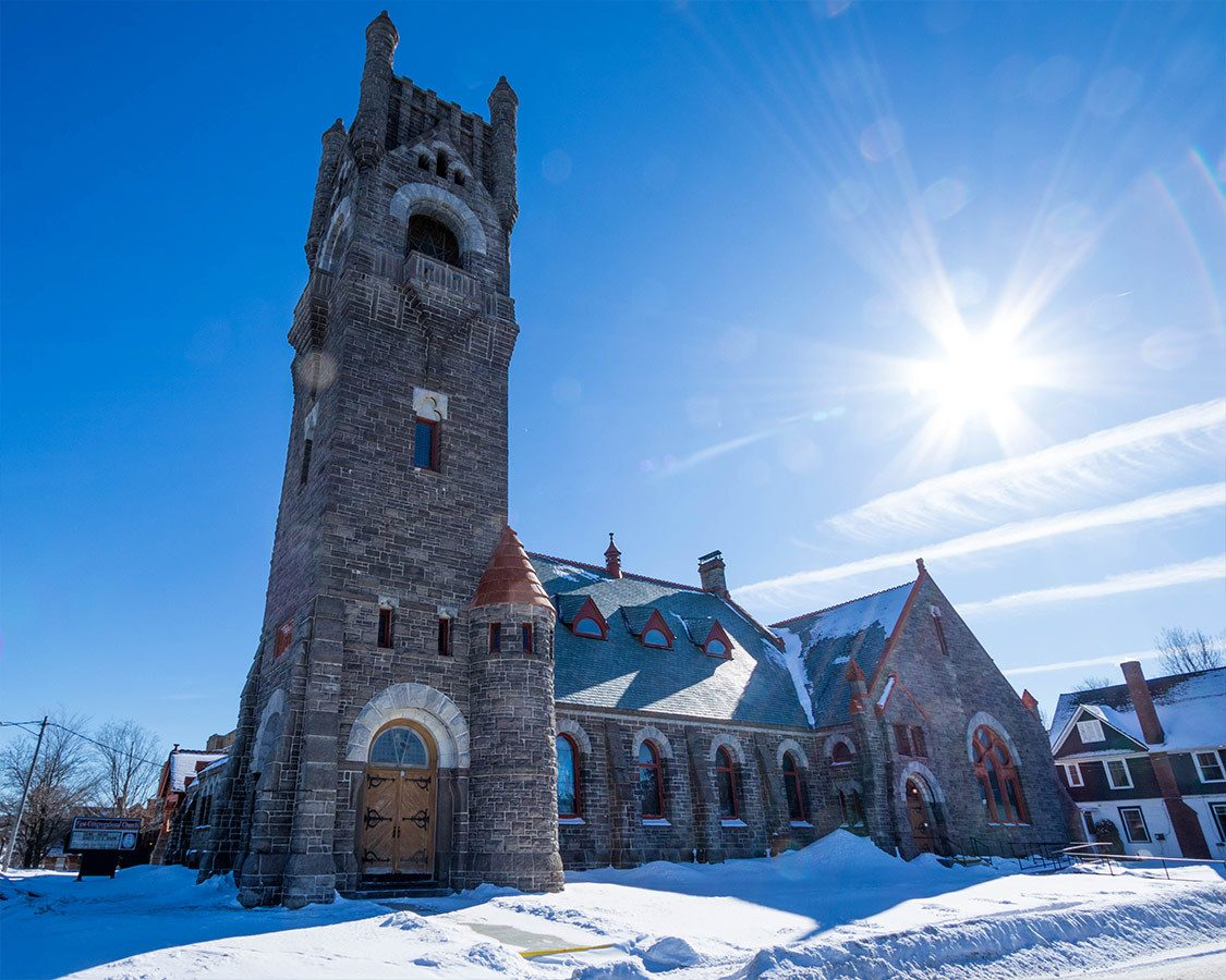 First Congressional Church Malone NY