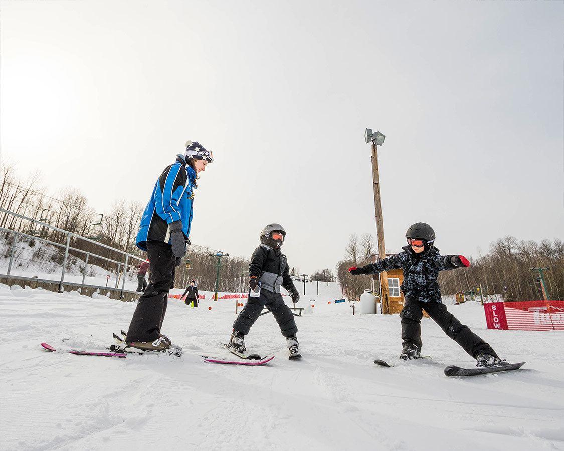 Titus Mountain Ski Lessons