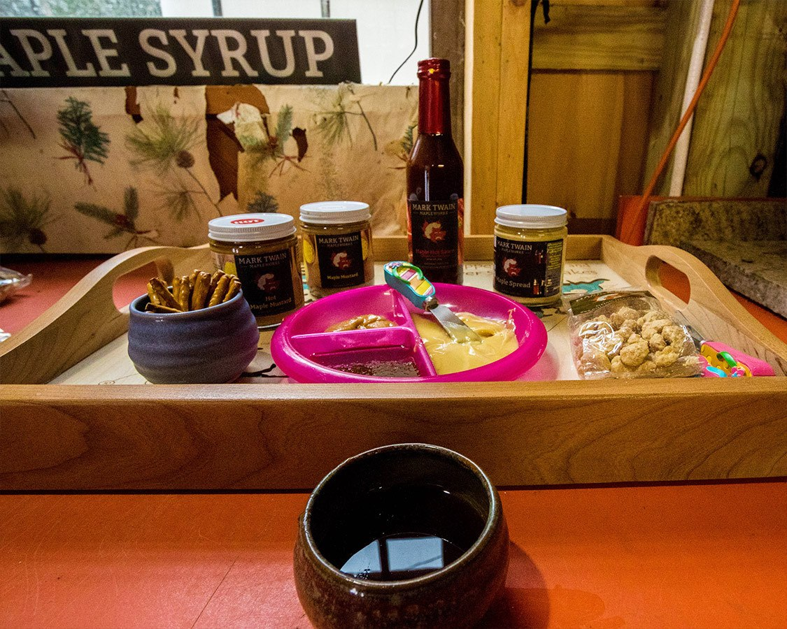 Adirondacks In Winter Maple Syrup Tour Mark Twain MapleWorks