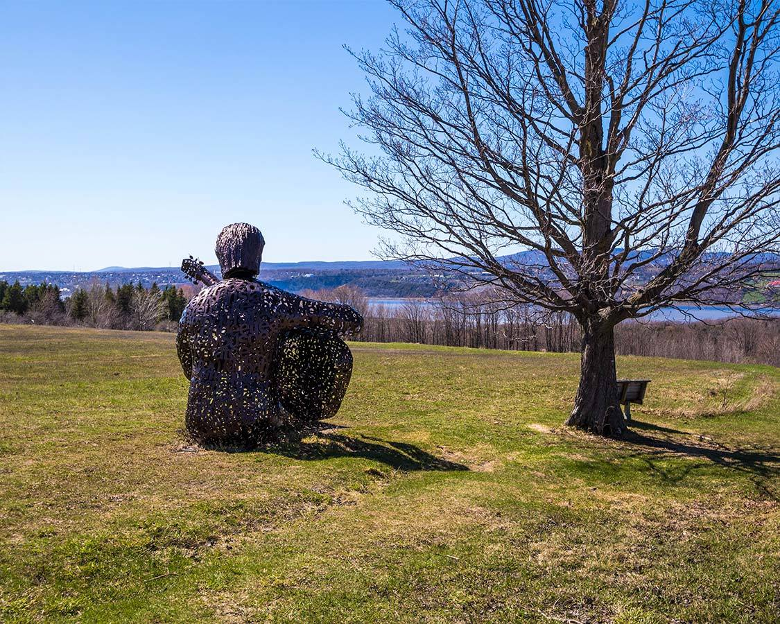 Art Installation On Ile d'Orleans things to do near Quebec-City