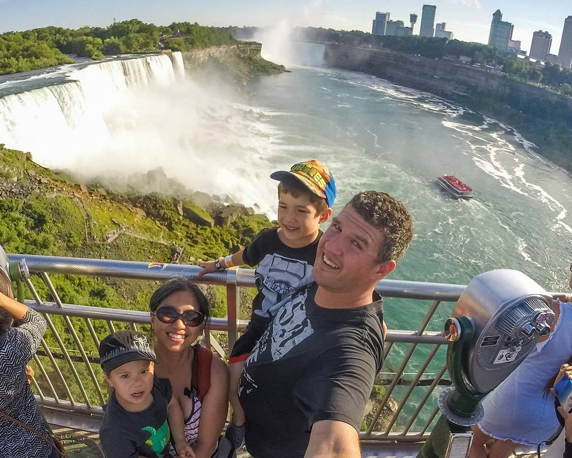 Niagara Falls for Families Observation Tower