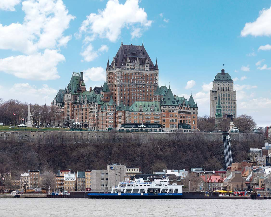 Quebec City Things To Do Quebec To Levis Ferry