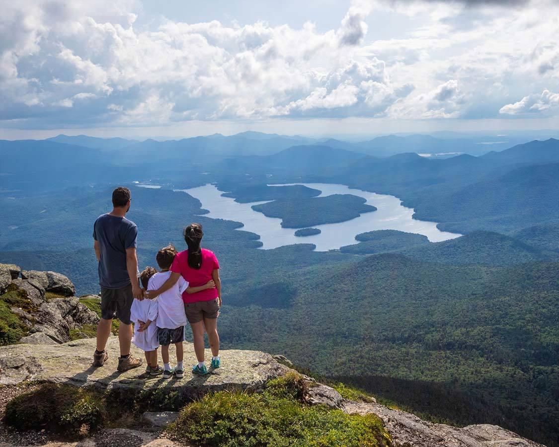 Saranac Lake places to see Whiteface Mountain Lake Placid
