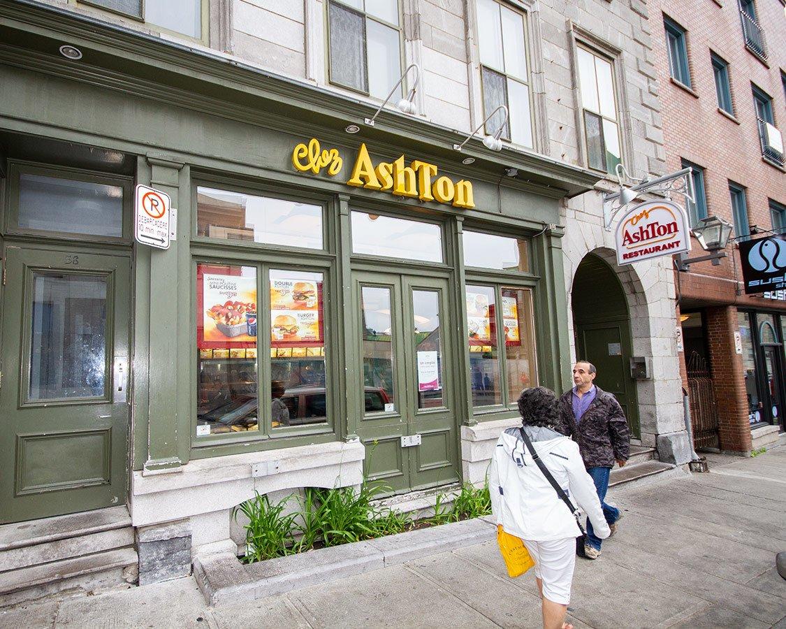 Where To Eat In Quebec City Chez Ashton