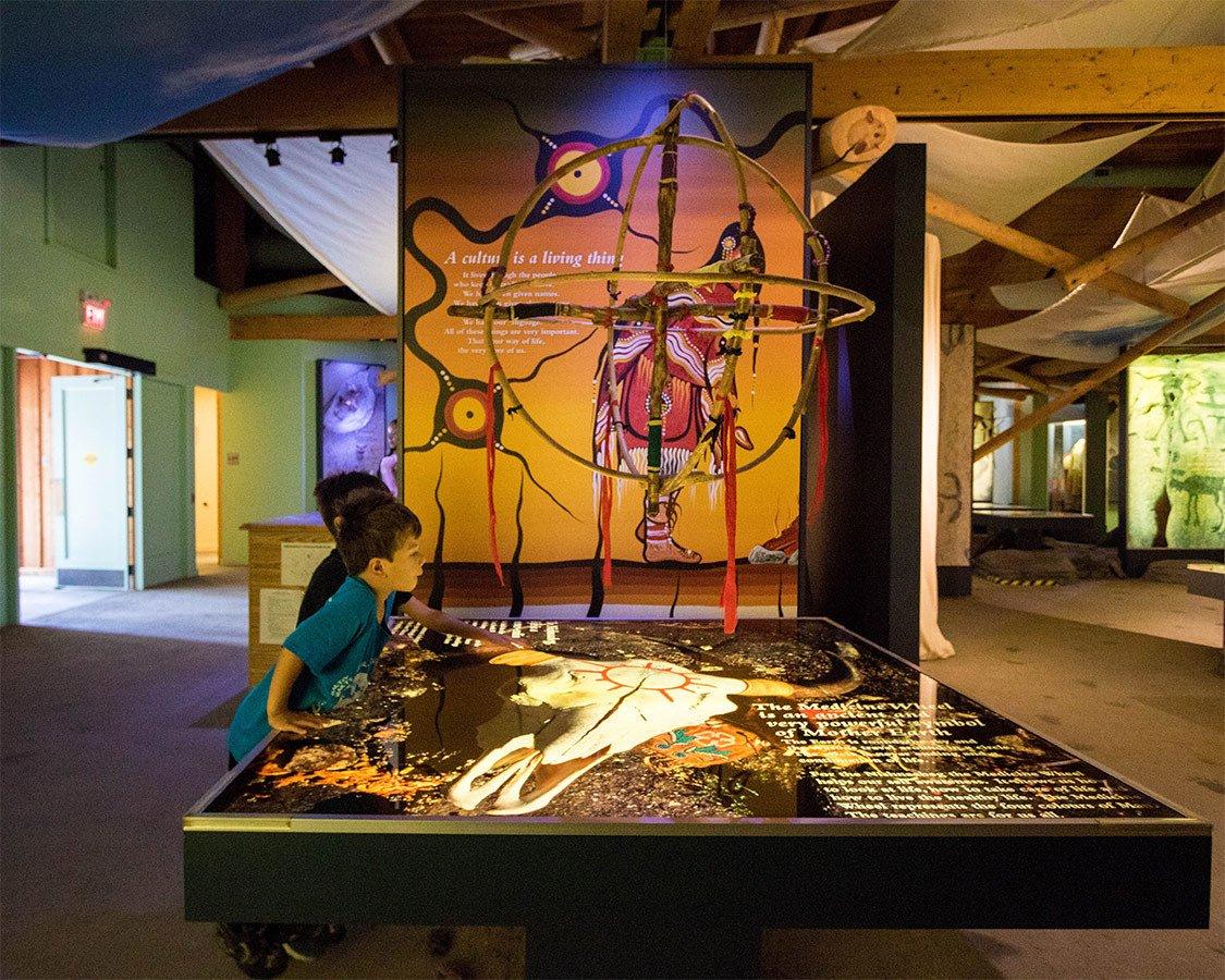 Petroglyphs Provincial Park Visitor Centre
