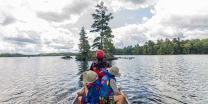 Silent Lake Yurt Camping