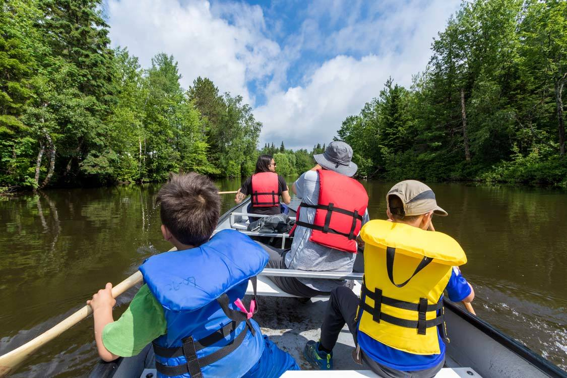 Akiawehnrahk canoe Wendake Quebec Things To Do