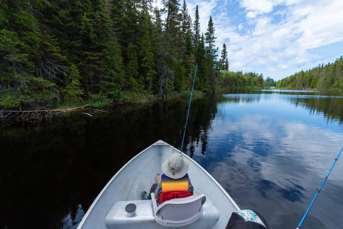 Pourvoirie Lac A Jimmy Fishing Quebec Indigenous Tourism