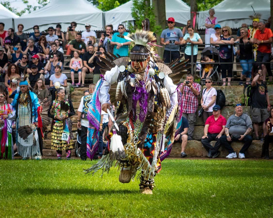 Quebec Indigenous Experiences Wendake Pow Wow