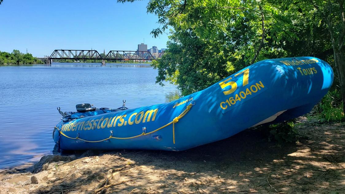 Adventure activities in Ottawa with kids Ottawa City Rafting