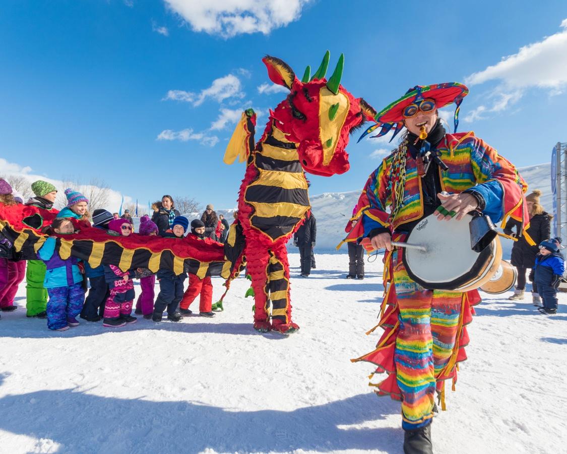 Best festivals in Ottawa for kids Winterlude