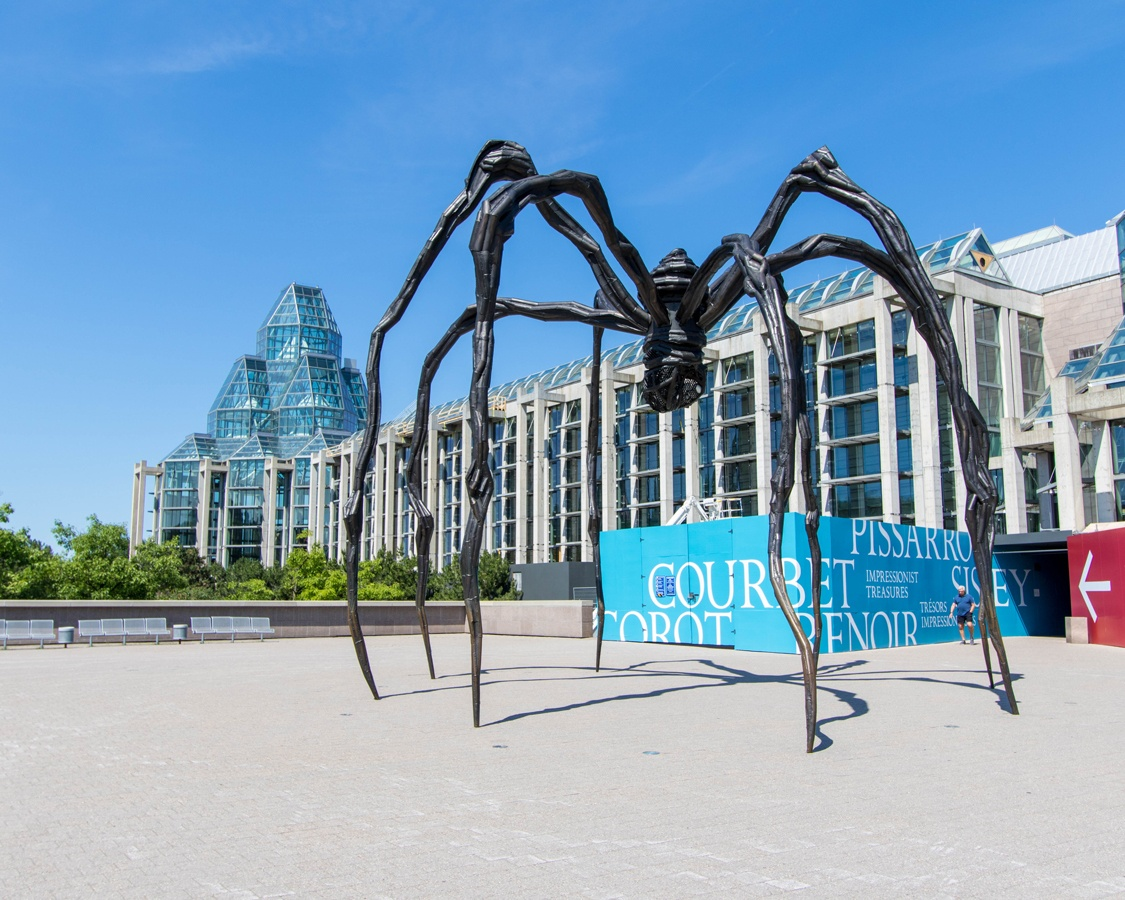 Places to see in Ottawa with kids National Gallery of Canada