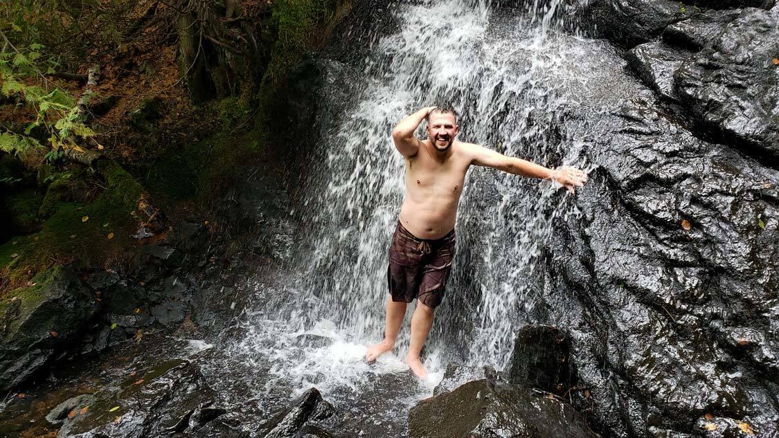 Best Travel Water Filter Waterfall