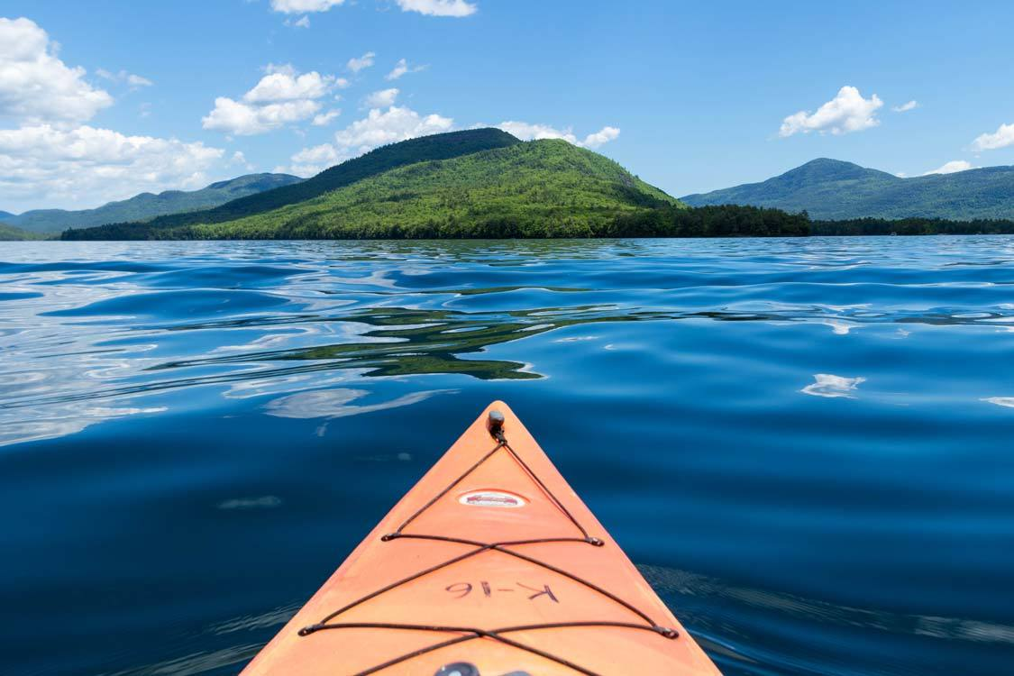 Kayaking Lake George Things To Do