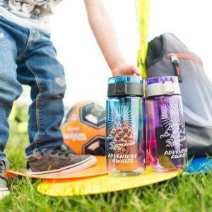 Kiddo filtered water bottle for kids
