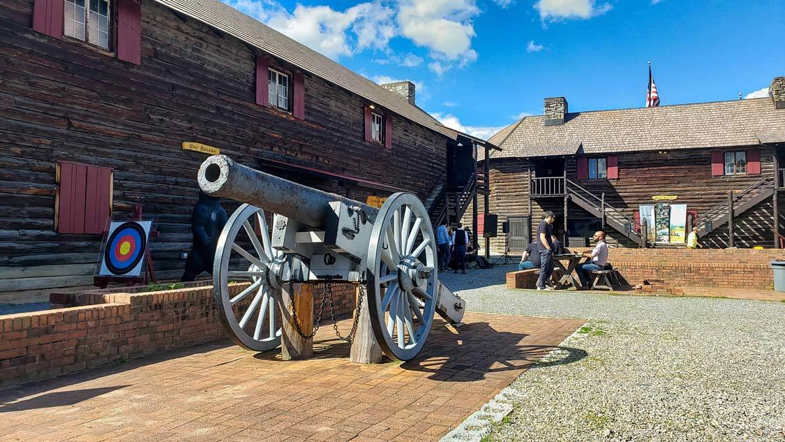 Lake George Attractions Fort William Henry