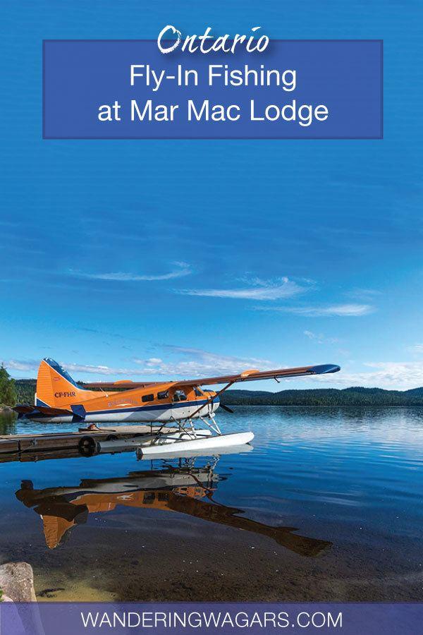 Northern Ontario Fishing at Mar Mac Lodge