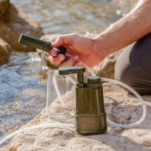 Survivor Water Filter Pro travel water filter