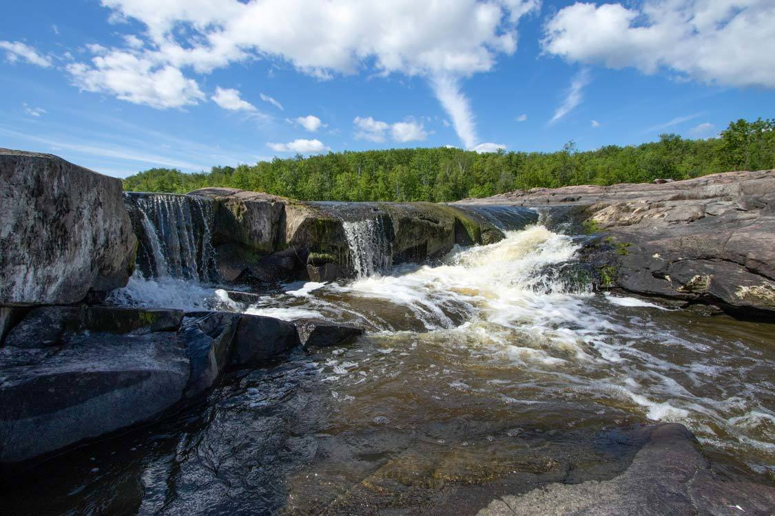 Whitemouth Falls Provincial Park
